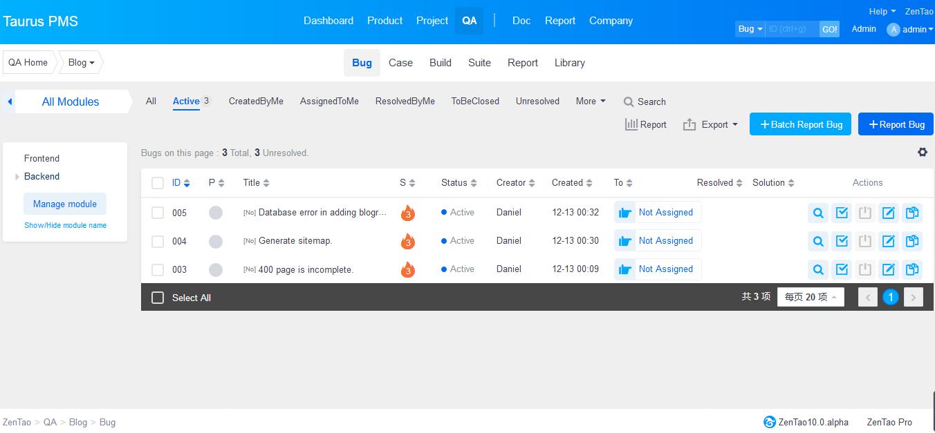 Practice: ALM supports DevOps - Knowledge Share - ZenTao